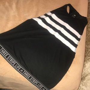 Adidas workout top.